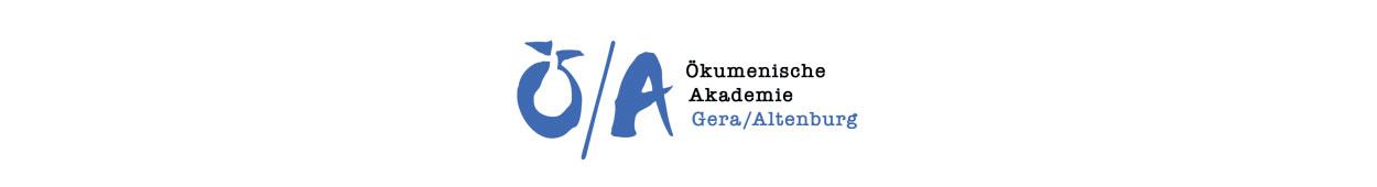 Ökumenische Akademie Gera / Altenburg